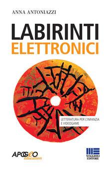Voluntariadobaleares2014.es Labirinti elettronici. Letteratura per l'infanzia e videogame Image