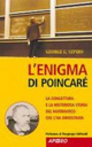 Libro L' enigma di Poincaré George G. Szpiro