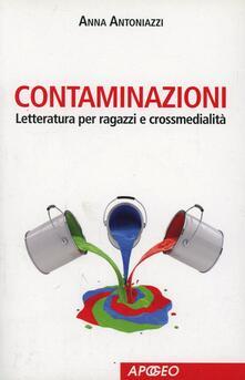 Antondemarirreguera.es Contaminazioni. Letteratura per ragazzi e crossmedialità Image
