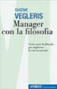 Manager con la filosofia