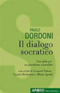 Il dialogo socratico - Paolo Dordoni - copertina