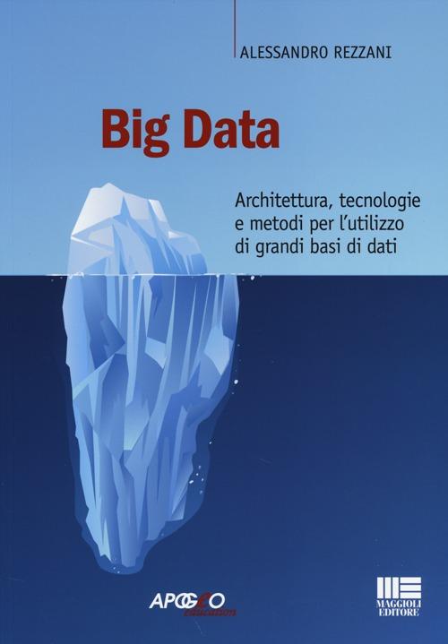 Image of Big data. Architettura, tecnologie e metodi per l'utilizzo di grandi basi di dati