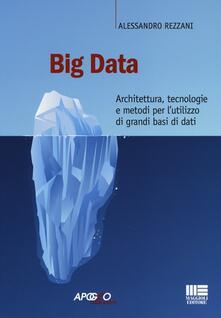 Voluntariadobaleares2014.es Big data. Architettura, tecnologie e metodi per l'utilizzo di grandi basi di dati Image