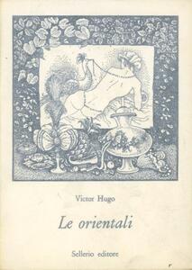 Le orientali - Victor Hugo - copertina