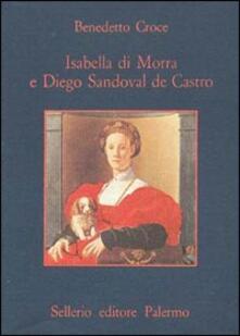 Antondemarirreguera.es Isabella di Morra e Diego Sandoval De Castro Image