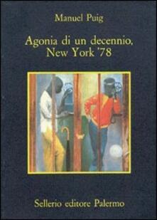 Agonia di un decennio, New York 78.pdf