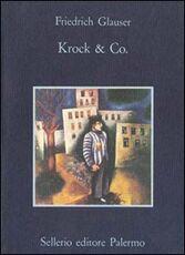 Libro Krock & co. Friedrich Glauser