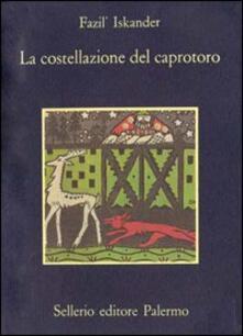 La costellazione del caprotoro - Fazil' Iskander - copertina