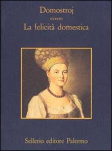 Domostroj ovvero la felicità domestica - copertina