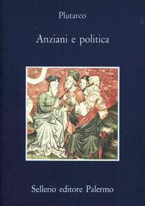 Anziani e politica - Plutarco - copertina