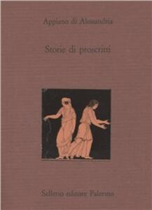 Storie di proscritti. Testo greco a fronte