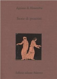 Capturtokyoedition.it Storie di proscritti. Testo greco a fronte Image