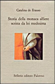 Nicocaradonna.it Storia della monaca alfiere scritta da lei medesima Image