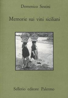 Fondazionesergioperlamusica.it Memorie sui vini siciliani Image