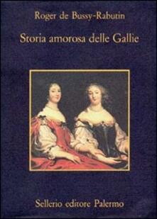 Premioquesti.it Storia amorosa delle Gallie Image