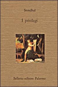 Libro I privilegi Stendhal