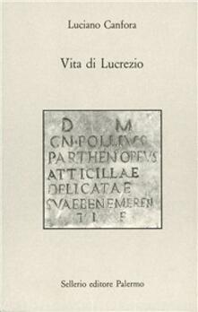 Camfeed.it Vita di Lucrezio Image