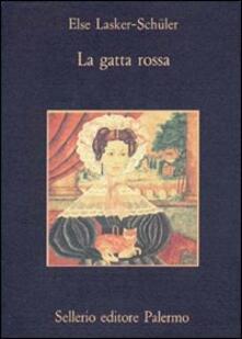Grandtoureventi.it La gatta rossa Image