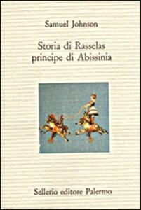 Storia di Rasselas principe di Abissinia - Samuel Johnson - copertina