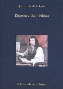 Capturtokyoedition.it Risposta a suor Filotea Image