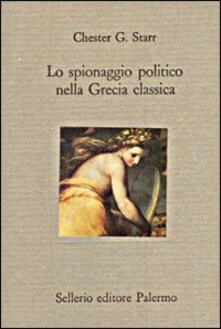Daddyswing.es Lo spionaggio politico nella Grecia classica Image