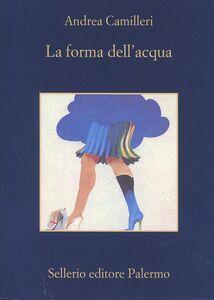 Libro La forma dell'acqua Andrea Camilleri