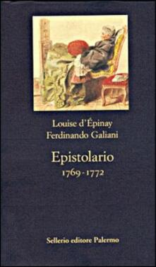 Filippodegasperi.it Epistolario (1769-1772) Image