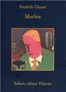 Libro Morfina Friedrich Glauser