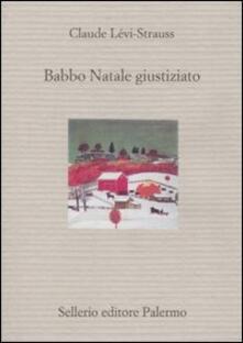 Vitalitart.it Babbo Natale giustiziato Image
