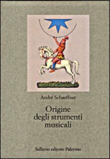 Squillogame.it Origine degli strumenti musicali Image