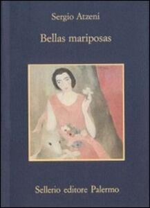 Libro Bellas mariposas Sergio Atzeni