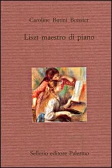 Aboutschuster.de Liszt maestro di piano Image
