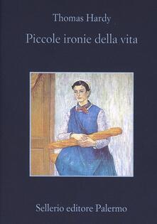 Piccole ironie della vita - Thomas Hardy - copertina
