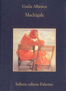 Libro Madrigale Giulia Alberico