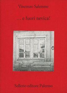 Libro E fuori nevica! Vincenzo Salemme