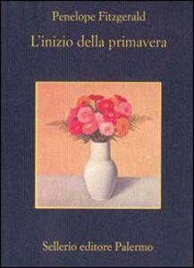 Libro L' inizio della primavera Penelope Fitzgerald