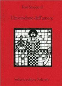 Libro L' invenzione dell'amore Tom Stoppard