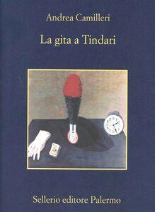 Foto Cover di La gita a Tindari, Libro di Andrea Camilleri, edito da Sellerio Editore Palermo