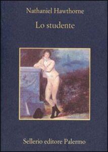 Libro Lo studente Nathaniel Hawthorne