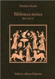 Rallydeicolliscaligeri.it Biblioteca storica. Libri XXI-XL Image