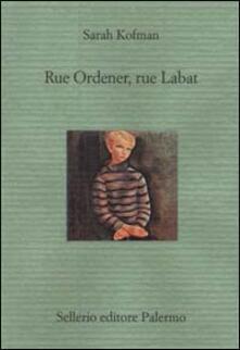 Daddyswing.es Rue Ordener, Rue Labat Image
