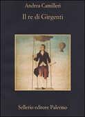 Libro Il re di Girgenti Andrea Camilleri