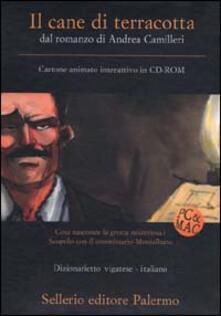 Camfeed.it Il cane di terracotta. Dal romanzo di Andrea Camilleri. CD-ROM Image