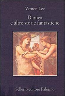 Antondemarirreguera.es Dionea e altre storie fantastiche Image