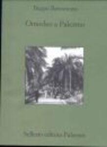 Foto Cover di Omodeo a Palermo, Libro di Beppe Benvenuto, edito da Sellerio Editore Palermo