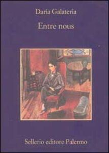 Libro Entre nous Daria Galateria