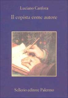 Grandtoureventi.it Il copista come autore Image