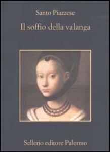 Il soffio della valanga - Santo Piazzese - copertina