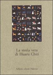 La storia vera di Huaru Chiri