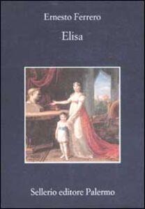Libro Elisa Ernesto Ferrero